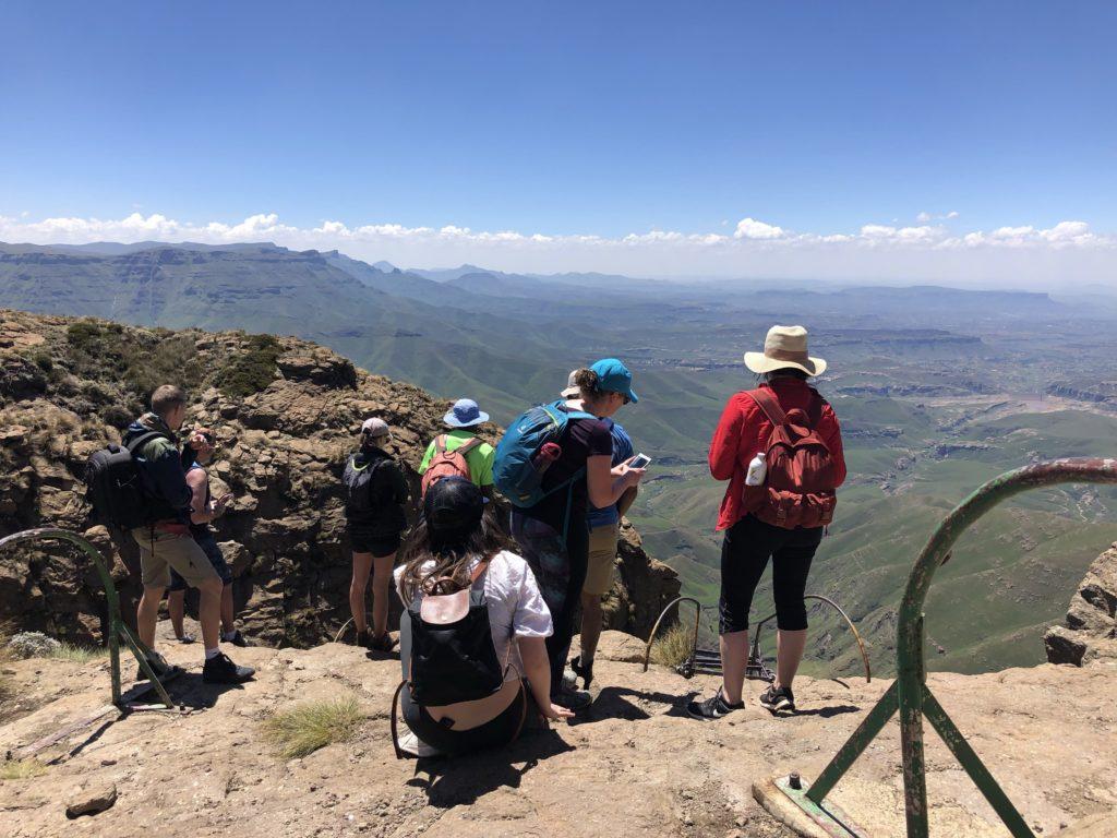 Drakensberg chain ladders