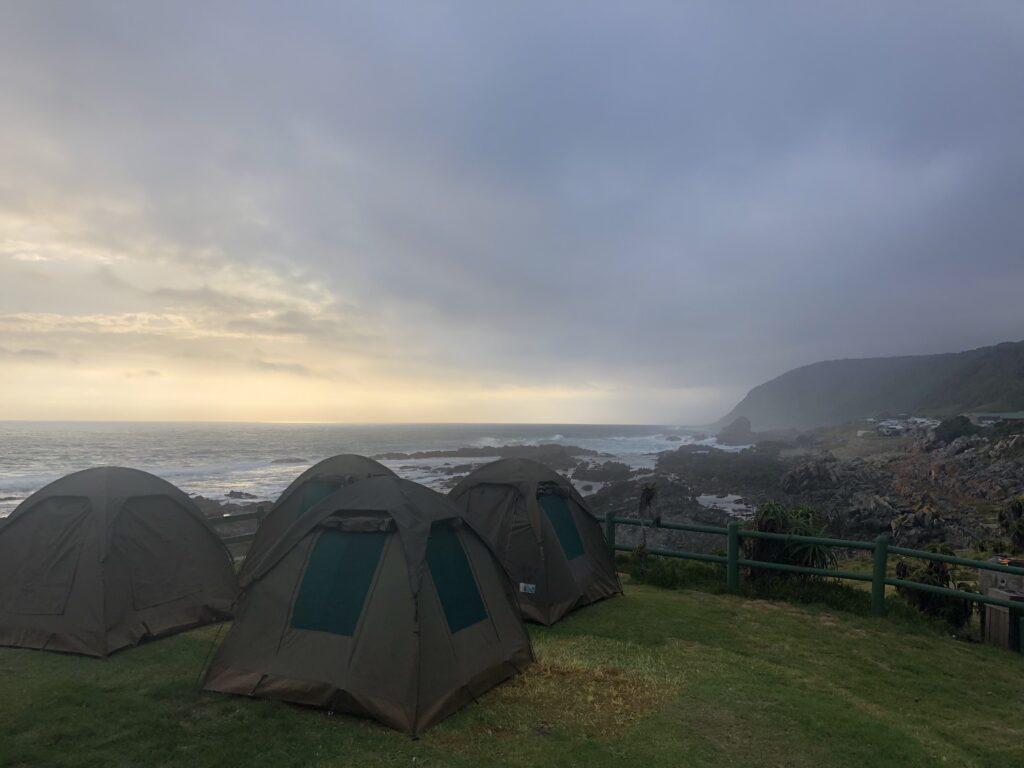 camping tsitsikamma