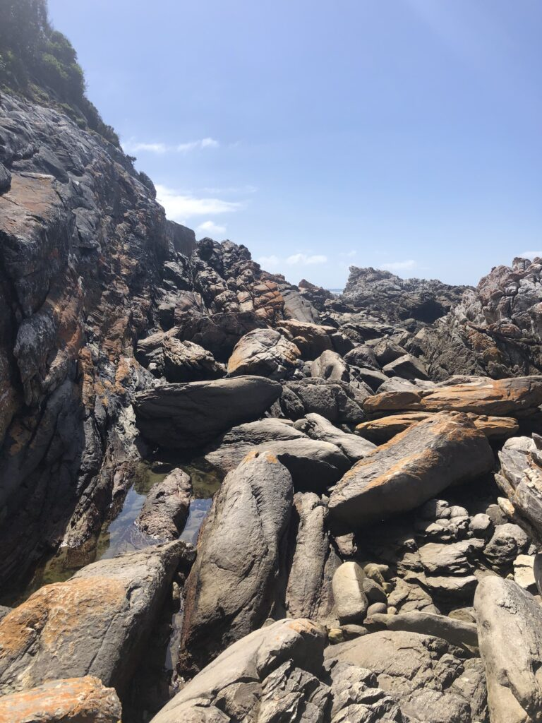 tsitsikamma boulders