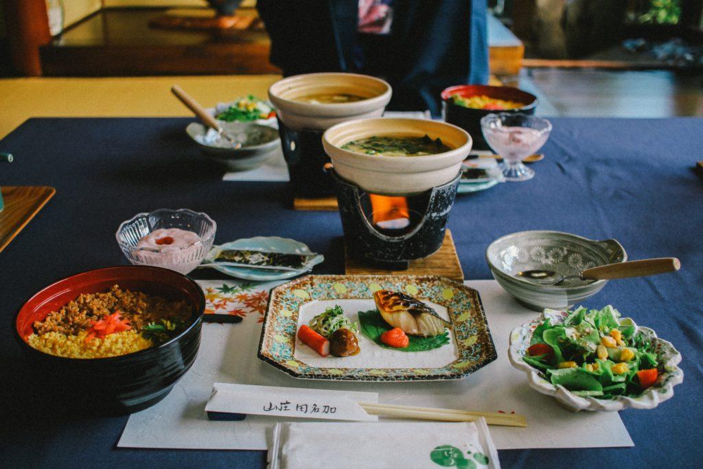 nagasenko japan breakfast