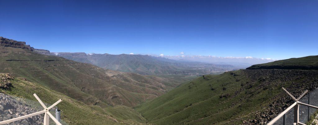 Sentinel Peak Drakensberg